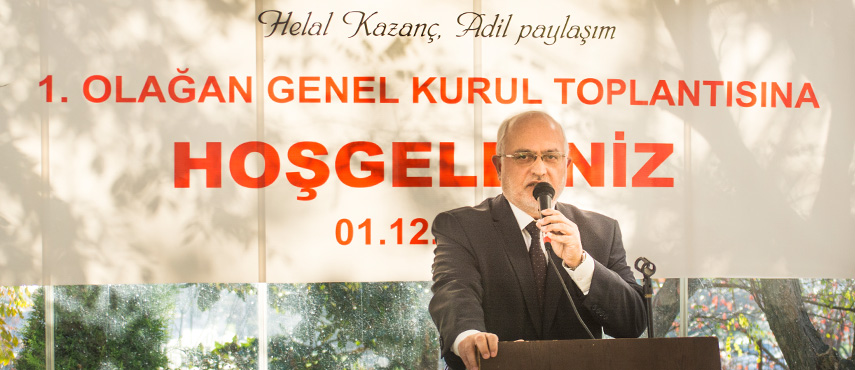 1.ORDINARY GENERAL ASSEMBLY MEETING IS ACHIEVED